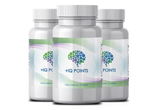 IQ Points Advanced Cognitive Formula