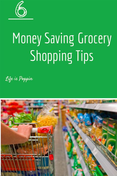 6 Money Saving Grocery Shopping Tips! Everything is getting more expensive today. From gas to groceries, our hard-earned dollars are challenged to stretch further. Now, we may be able to ride a bicycle around town if we can't put gas in our cars. But, we have to eat. So, we have to find ways to spend less on groceries while still getting the things that we need to feed ourselves and our families. Here are six money saving tips to try the next time you go grocery shopping.