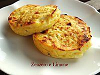 Hamburger di patate - ricetta vegetariana | Zenzero e Limone