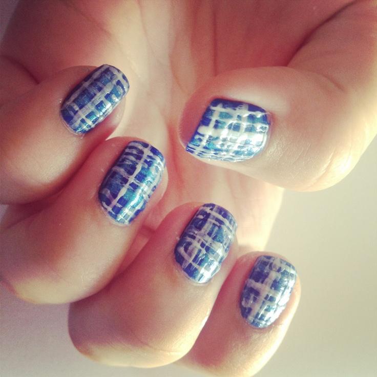 tejido nails