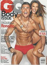 Cristiano Ronaldo Alessandra Ambrosia GQ Magazine February 2016