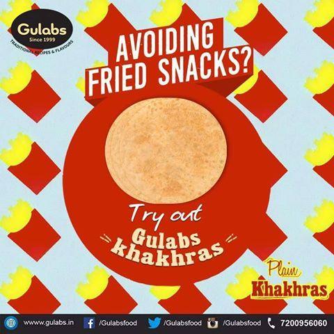 Roasted to perfection.. #Gulabs #Khakhras #food #foodporn #foodie #foodlove #foodgasm #snack