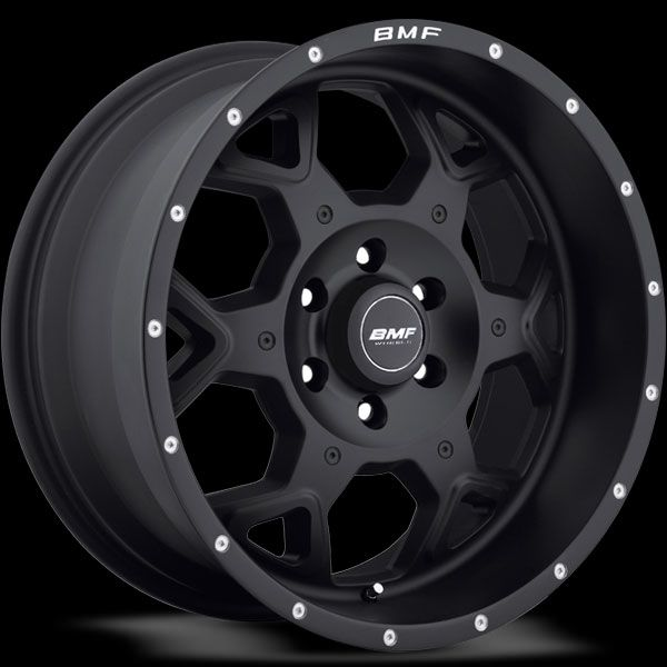 S.O.T.A Wheels by BMF | Chrome & Black Truck Wheels