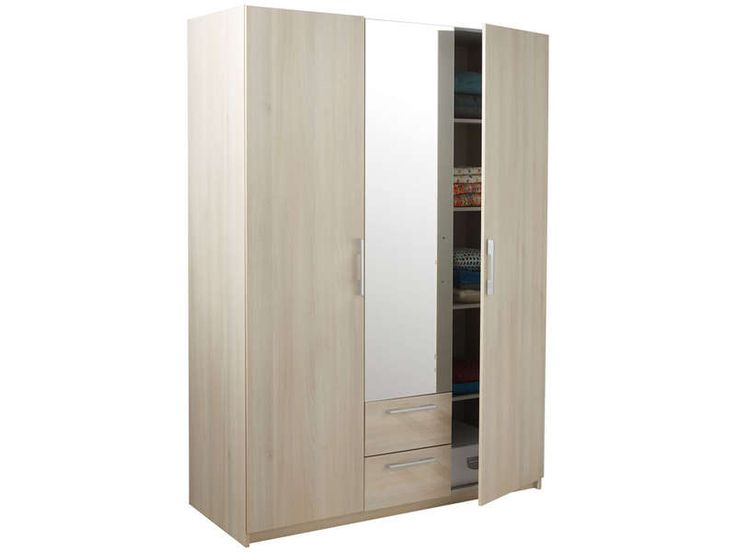 17 meilleures id es propos de armoire 3 portes sur pinterest porte armoire armoire de. Black Bedroom Furniture Sets. Home Design Ideas