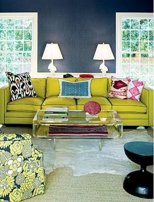 great bright colors