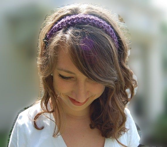 Simple and beautiful free crochet-headband-pattern