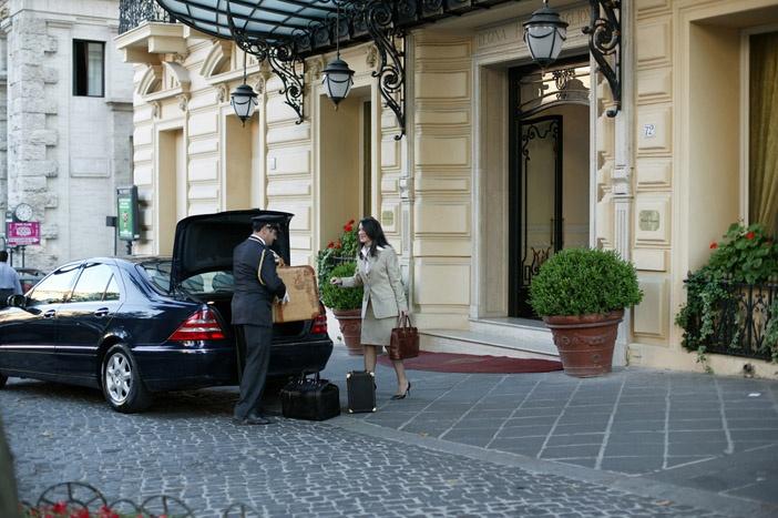 Hotel Regina Baglioni Rome