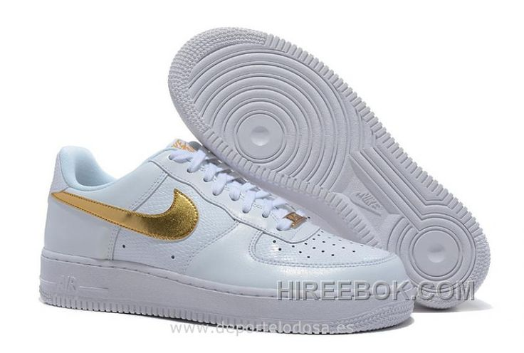 http://www.hireebok.com/nike-air-force-1-low-hombre-oro-blanco-nike-air-force-2-low-authentic.html NIKE AIR FORCE 1 LOW HOMBRE ORO BLANCO (NIKE AIR FORCE 2 LOW) AUTHENTIC : $70.97