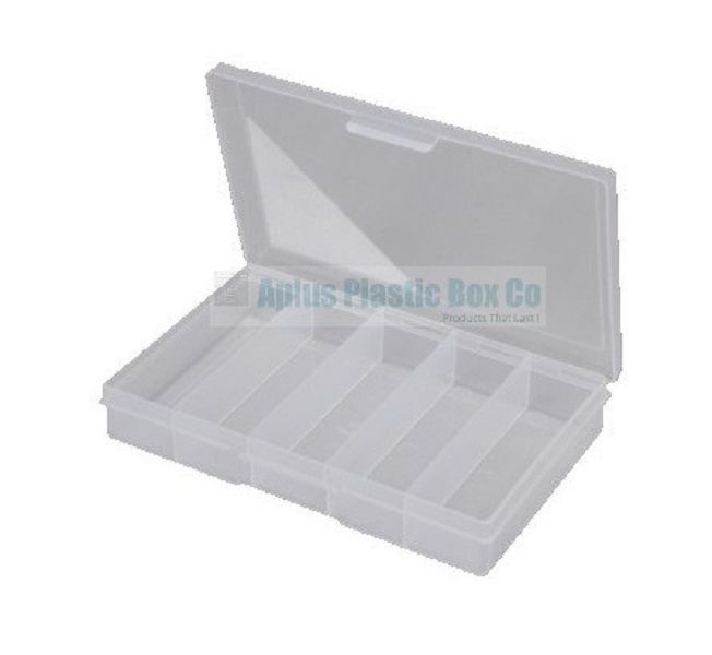 Five Compartment Box look up plasticboxco.net.au for information