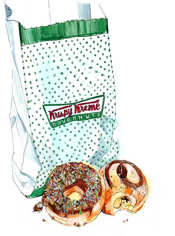 andrea turvey illustrator: food (makes me want to start drawing again)