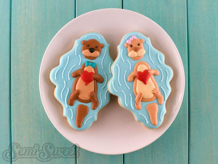 Valentine Nutria galletas paso 4