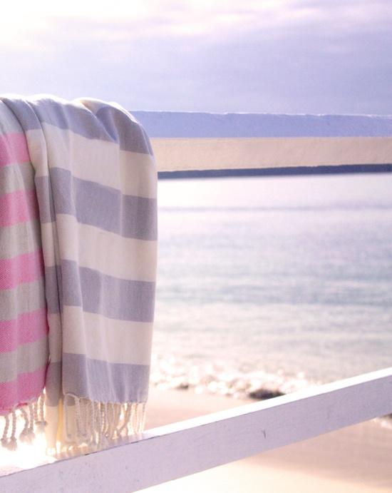 Kas - Turkish Beach Towels from www.whitecoconut.com.au #towels #turkish #beach #gifts #coast