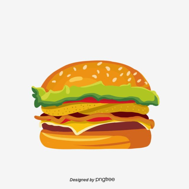 Pin By Aw On Veggie Game American Fast Food Food Clipart Food Png