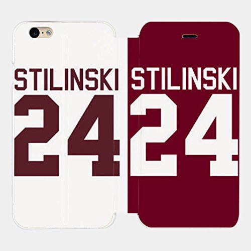 Stilinski 24 Teen Wolf Jersey Custom Flip Cover for Iphone 6 and Iphone 6 Plus (Flip Cover iPhone 6 plus) flip cover http://www.amazon.com/dp/B00XROY1TW/ref=cm_sw_r_pi_dp_Nhcxvb1JHC81B