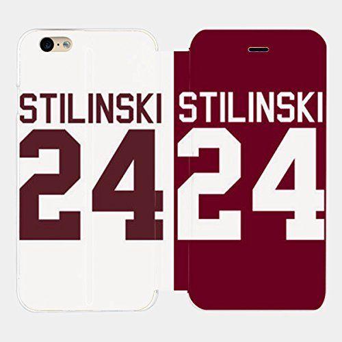 Stilinski 24 Teen Wolf Jersey Custom Flip Cover for Iphone 6 and Iphone 6 Plus (Flip Cover iPhone 6 plus) flip cover http://www.amazon.com/dp/B00XROY1TW/ref=cm_sw_r_pi_dp_Nhcxvb1JHC81B