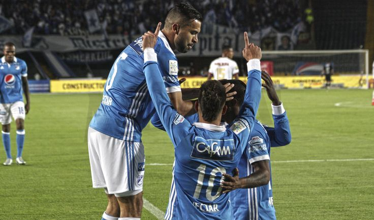 Con buen fútbol, Millonarios se goleó al Deportes Tolima