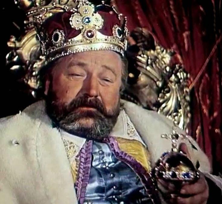 POHÁDKA: Byl jednou jeden král. Sůl nad zlato!