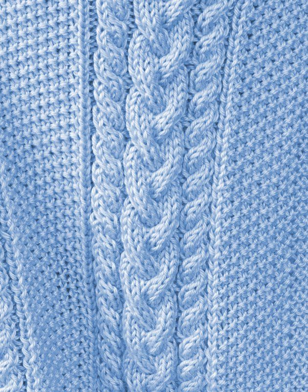 Dusk Blue Blanket Knitt Dusk Blue Pinterest Blue