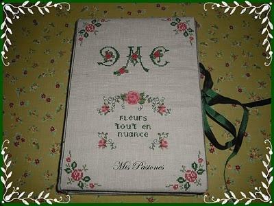 Mis pasiones passiflora: Cartas DMC