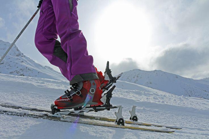 #Skitour #Schnee #Winter #tiroleroberland (c) Kurt Kirschner