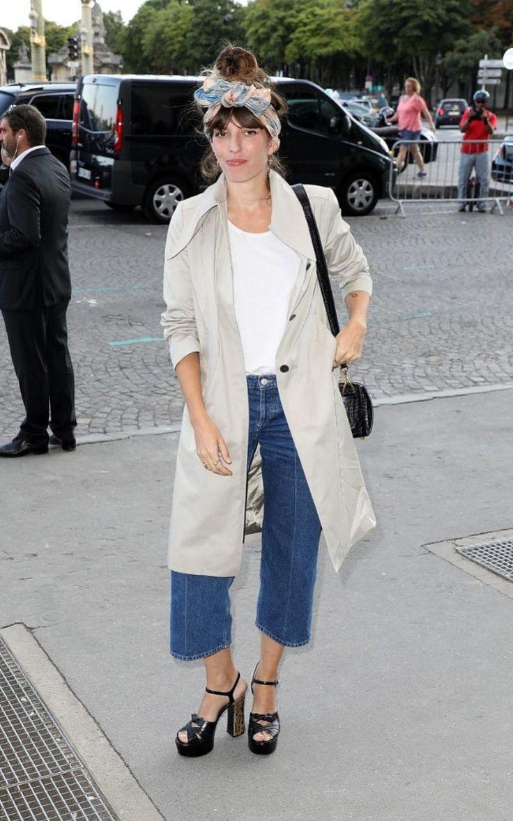 Lou Doillon | Bella Hadid, Kirsten Dunst & Tilda Swinton lead the most stylish stars at Paris Couture Week - Fashion