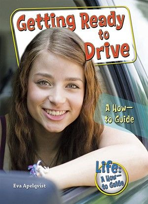 GETTING READY TO DRIVE: A HOW-TO GUIDE examines the particulars of being safe on the road. Includes taking your written and practical driving tests, getting your license, learning the rules of the road, and understanding the dangers of cell phones and the importance of seatbelts.