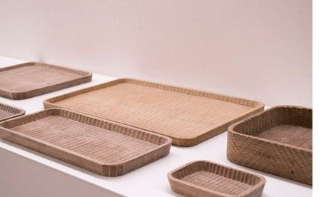 Shinichi Moriguchi Hand-Made Wooden Trays