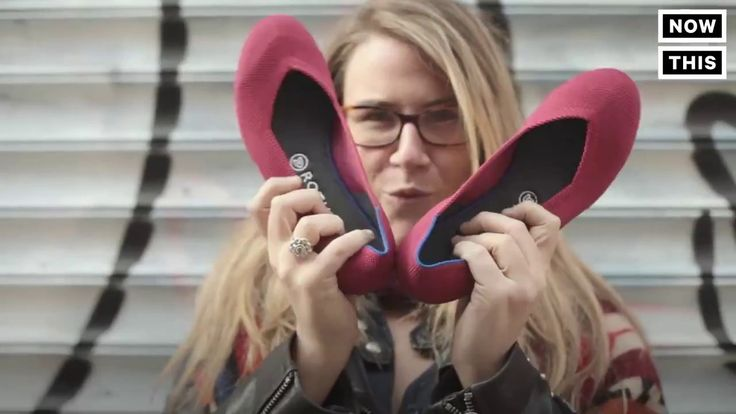 These Sustainable Shoes are Made from Recycled Water Bottles
