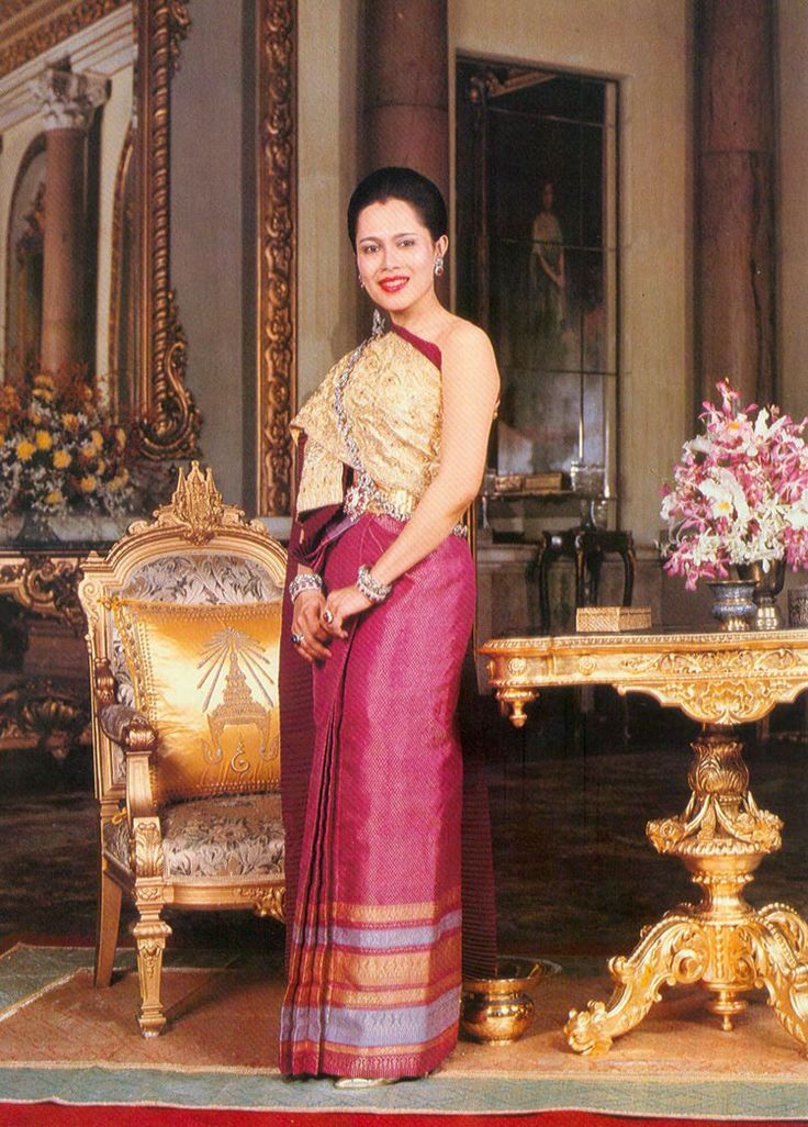 Queen Of Swords Tarot Art 16x20 Poster Print Psychedelic Gypsy: Queen Sirikit Queen Of Thailand