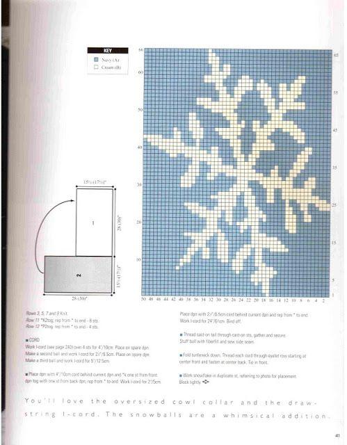 Snowflakes Knitting - Donna Taylor - Picasa Web Album
