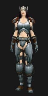 Knight's Mail - Transmog Set - World of Warcraft