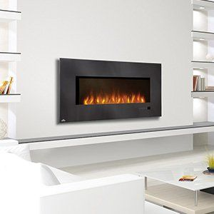 napoleon slimline wall mount electric fireplace efl48h other pricing can be