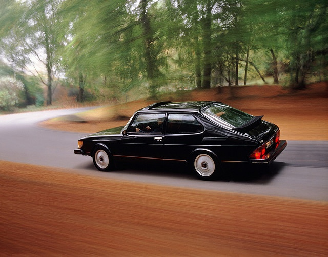 Love this car!!!!  Saab 900 Turbo