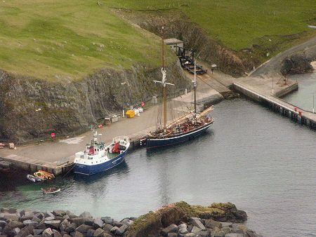 161 best Fair isle and Shetland yoal. 3 images on Pinterest ...