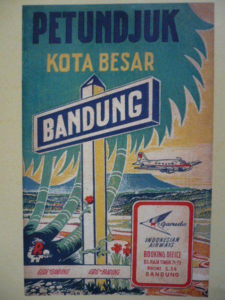 Guide to Bandung city