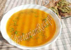 Яркий, вкусный и полезный морковный суп-пюре из минимума продуктов. Его можно готовить круглый год.