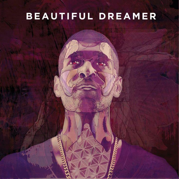 Majk Spirit nahral skladbu Beautiful Dreamer s americkou jazzovou legendou Maysou Leak. Illustration by MAGO DOVJENKO http://www.owlillustration.com/portfolio/mago-dovjenko/