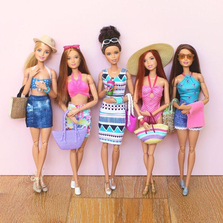 #barbie #madetomove #madetomovebarbie