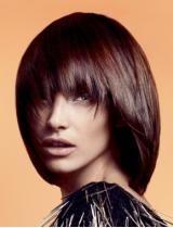 Sassoon Salon hair color & cut