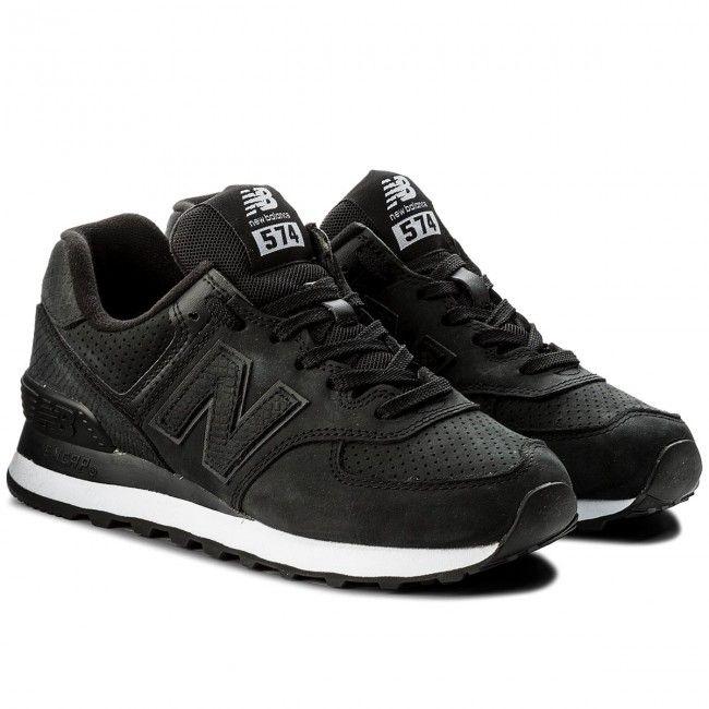 Sneakersy NEW BALANCE - WL574URU Czarny