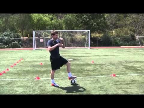 The Best Soccer Drills For High School, Youth, And Beginner - YouTube