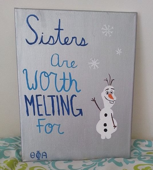 ΘΦA is worth melting for… ♡
