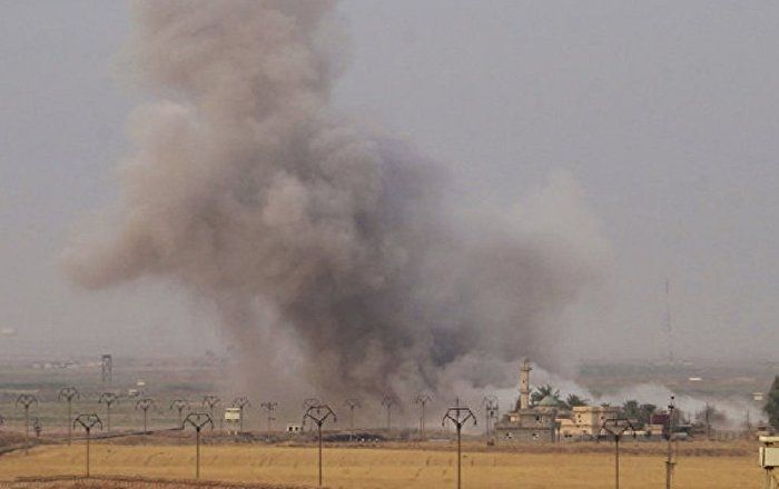 US-Led Coalition Strikes Funeral Procession in Iraqi Town - Russian MoD