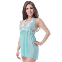 2015 Wholesale fat women sexy lingerie royal blue babydolls   Best Buy follow this link http://shopingayo.space