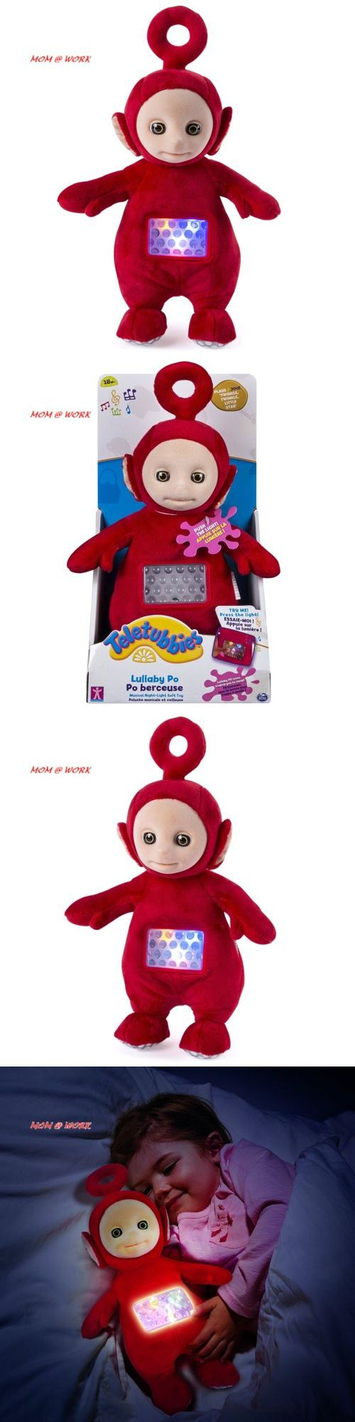 Teletubbies 756: Teletubbies 10 Lullaby Po -> BUY IT NOW ONLY: $32.25 on eBay!