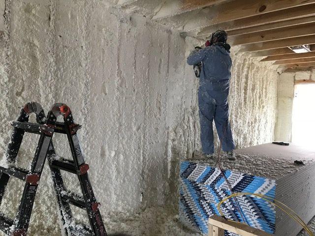 Highqualityinsulationservices Bestqualityinsulationservicesprovider Dallassprayfoamcontractors Texashomeinsulationandcomm Spray Foam Foam Texas Real Estate