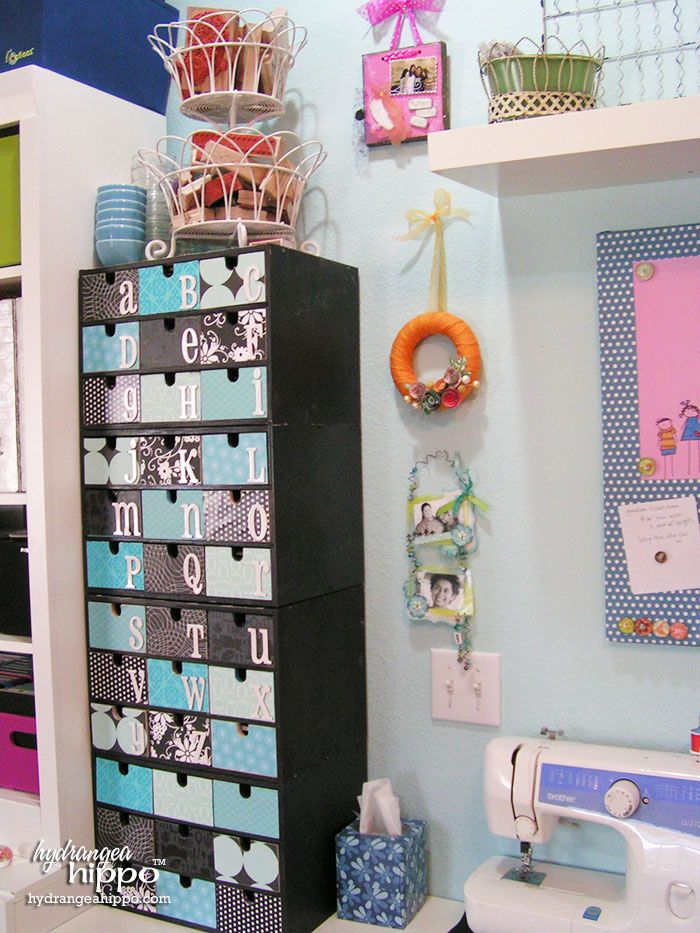 2099 best images about Scrapbook and craft Rooms on Pinterest ...