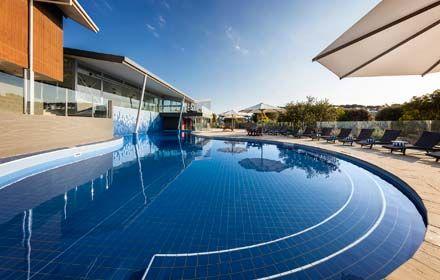 Silverwater Resort, Phillip Island, 4.5 stars.