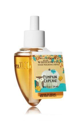 Pumpkin Cupcake Wallflowers Fragrance Refill - Home Fragrance 1037181 - Bath & Body Works
