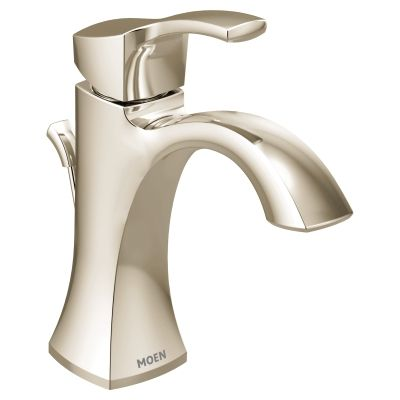 Transitional Bathroom Products Moen Single Hole Bathroom Faucet Bathroom Faucets High Arc Bathroom Faucet